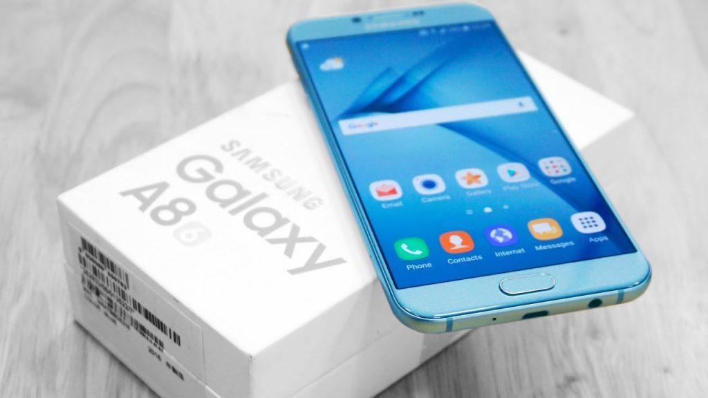 Galaxy A8 já a venda nas lojas Claro