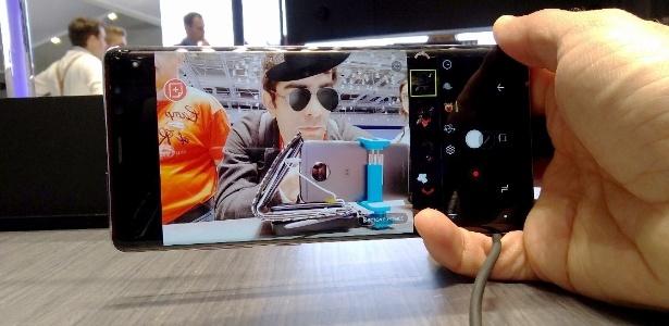 Galaxy 8 reúne melhores recursos da Samsung e está a venda na Claro