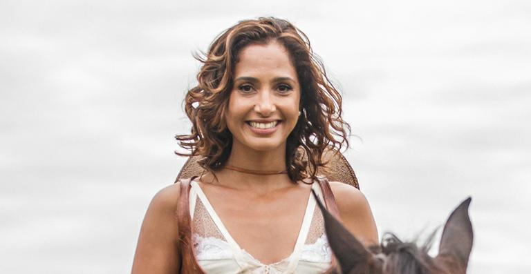 Camila Pitanga é xingada em shopping no Rio e reage