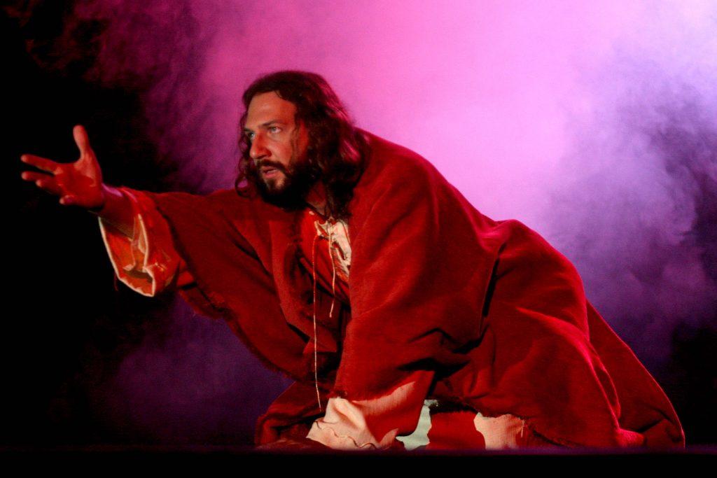Espetáculo Paixão de Cristo será encenado em Salvador
