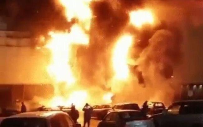 Tragédia na Russia. 64 pessoas morrem em incêndio na cidade de Kemerovo