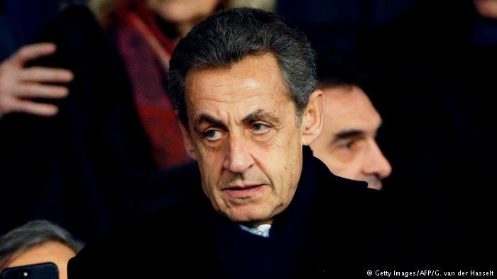 Ex-presidente Nicolas Sarkozy é detido na França para depoimento