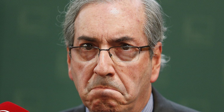 Eduardo Cunha tem US$ 5 mi confiscados pelo Juiz Sergio Moro