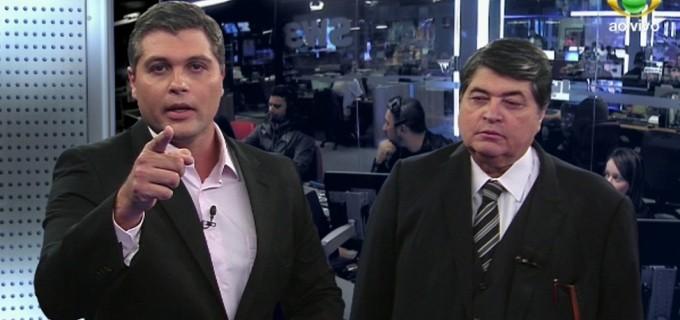 Filho de Datena será o novo âncora do Melhor da Tarde, na TV Band