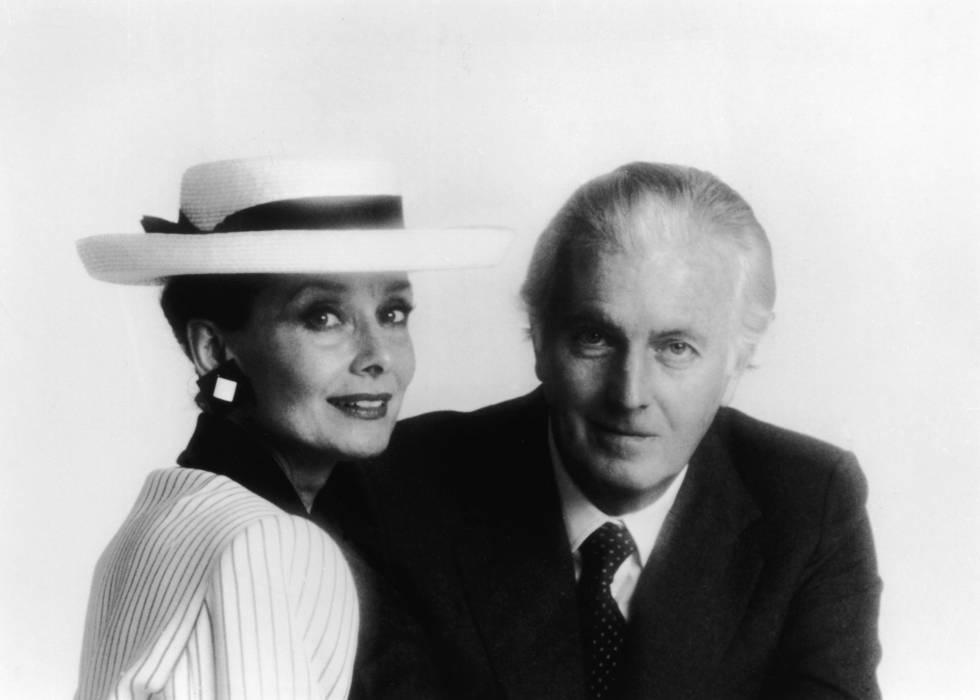 Morre fundador da Givenchy