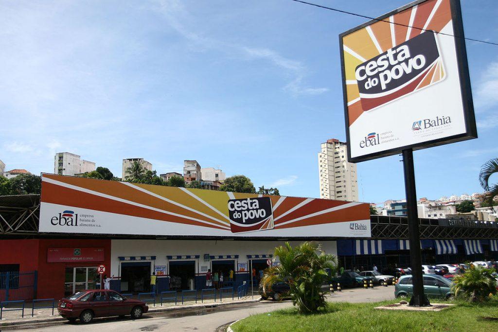 Ebal- Empresa Bahiana de Alimentos é arrematada por 15 milhões de reais
