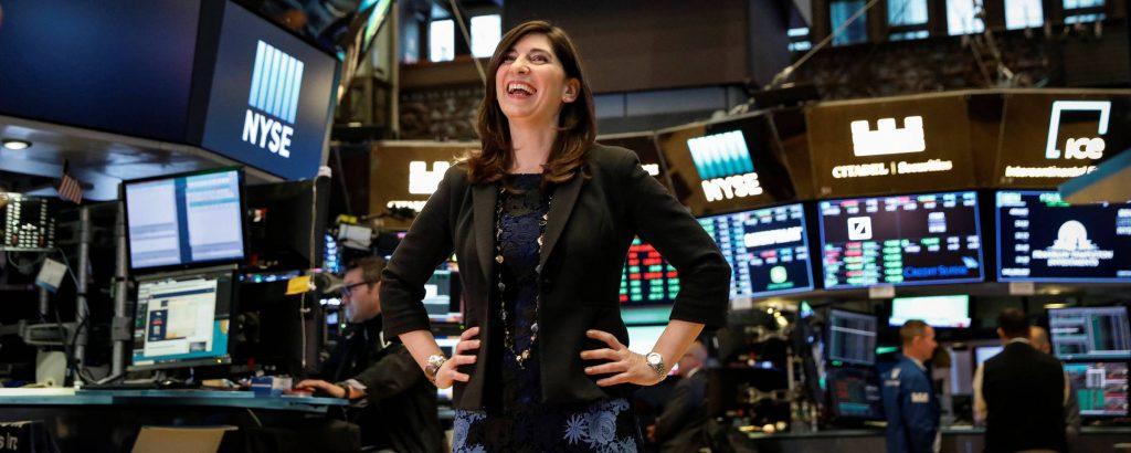 Mulher no poder: Bolsa de Nova York terá Stacy Cunningham como presidente