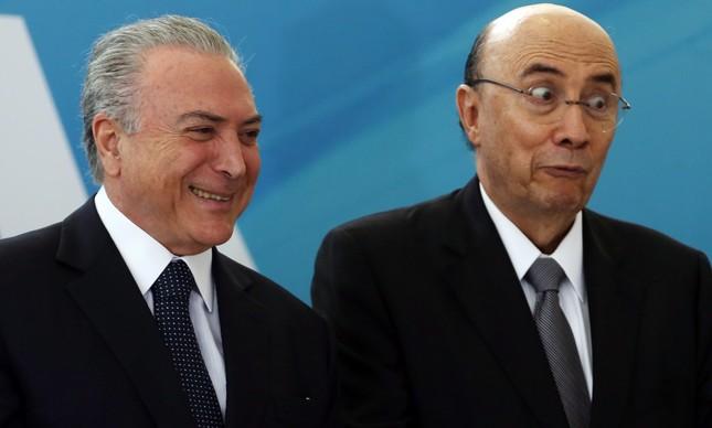 Michel Temer não é mais candidato. MDB anuncia Henrique Meireles, sem chances de vencer