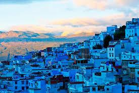 Chefchaouen, a cidade azul de Morrocos