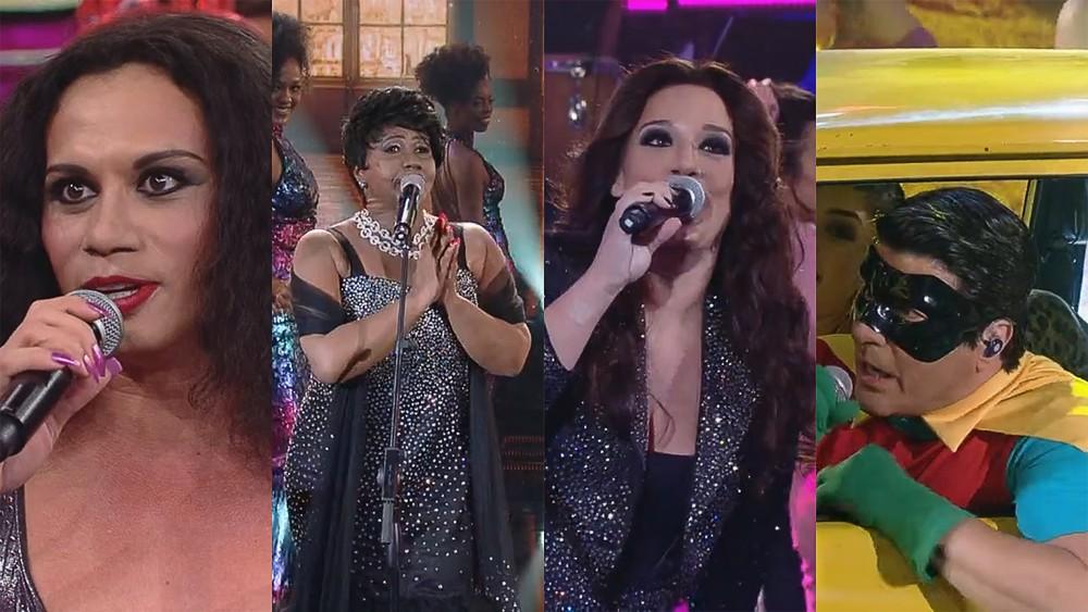 O show dos famosos da Globo mostra que vale a pena ver a tv nacional