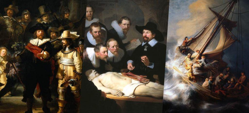 Especial Grandes Pintores: Rembrandt