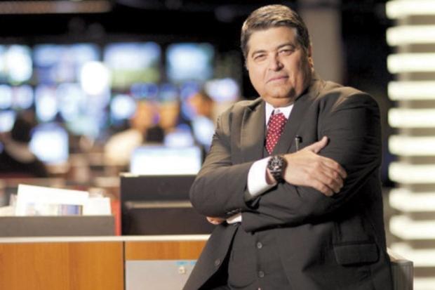 Datena deixará a TV Bandeirantes para se candidatar ao Senado