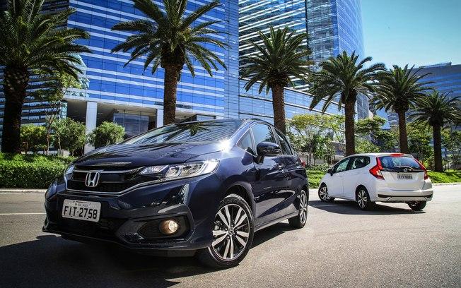 Honda aposta no Fit elétrico e deve eletrificar 2/3 dos carros até 2030