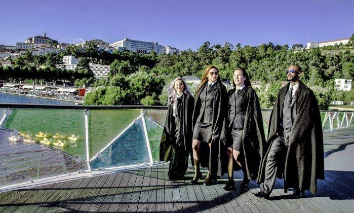 Cresce cada dia mais a presença de alunos brasileiros nas Universidades Portuguesas