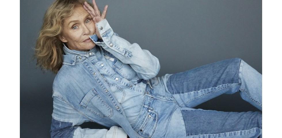 Uma mulher para além do seu tempo! Loren Hutten esbanja beleza e engajamento aos 74 anos