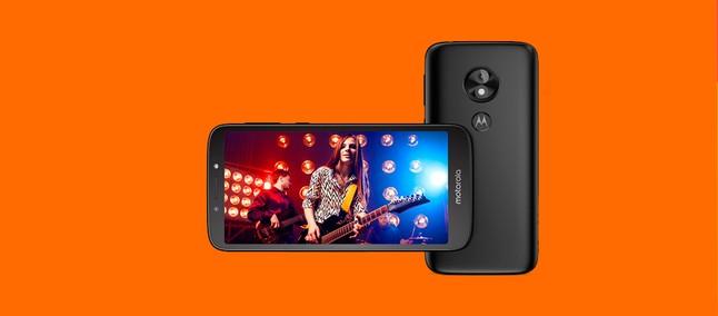 Motorola anuncia variante do Moto E5 Play com Android Go e preço menor