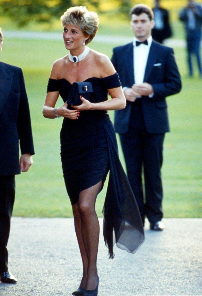 Você sabia? Princesa Diana usou vestido para se vingar do Príncipe Charles