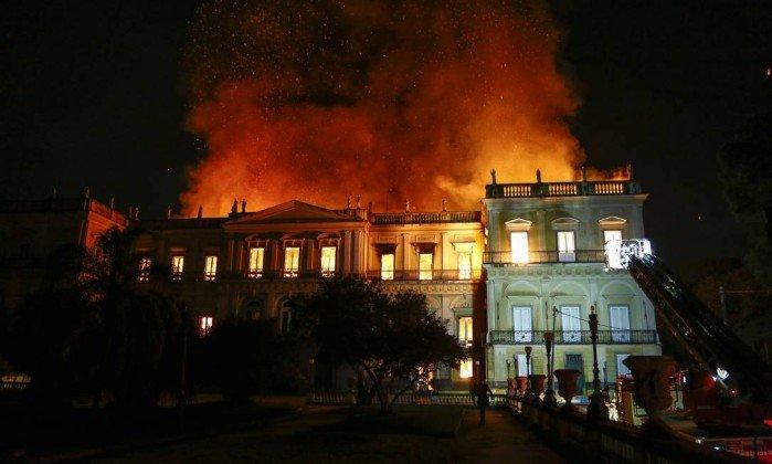Governo corta R$ 11,9 milhões de verba para reconstrução do Museu Nacional