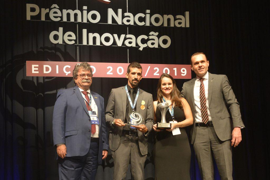 Empresa baiana Topos ganha Prêmio Nacional de Inovação