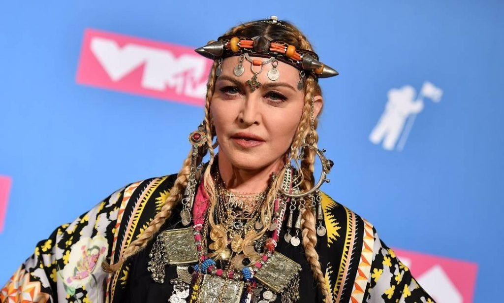 Vida noturna de Lisboa inspirou novo albúm de Madonna