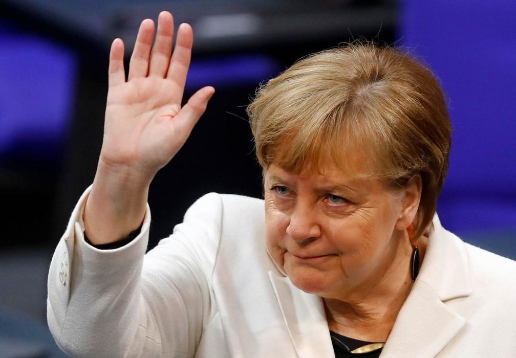 Saúde de Angela Merckel preocupa comunidade europeia
