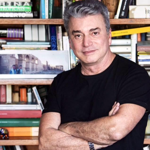 """Edney Silvestre lança o livro """"O Último Dia da Inocência, em Salvador"""