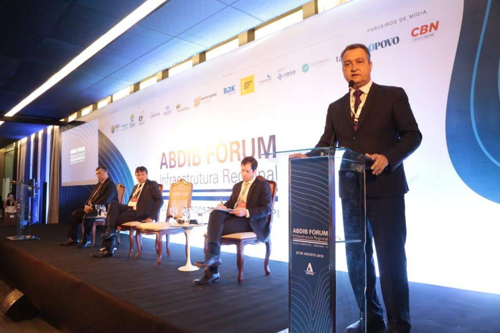 Em Fórum realizado em Terezina, Piau, governador Rui Costa defende união do NE para atrair investimentos