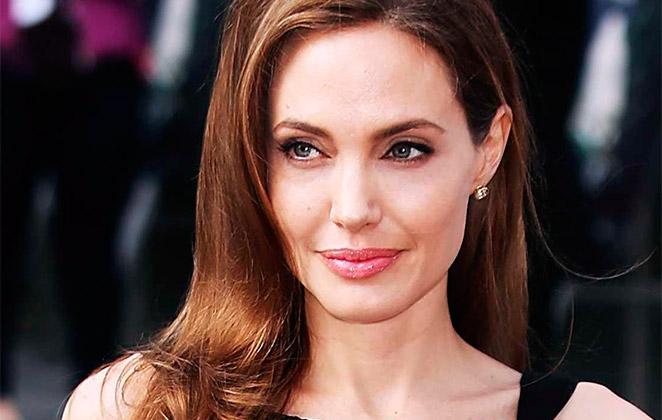Angelina Jolie diz que Brasil é um conto de fadas, em entrevista para o jornal O Globo