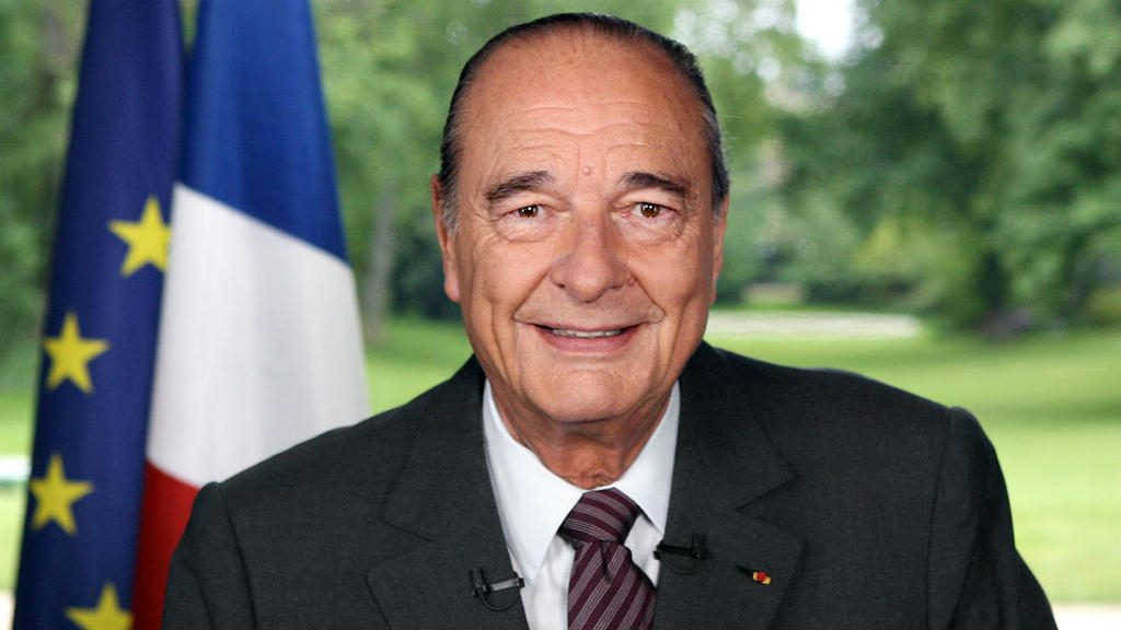 Morre aos 86 anos, o ex-Presidente da França, Jacques Chirac