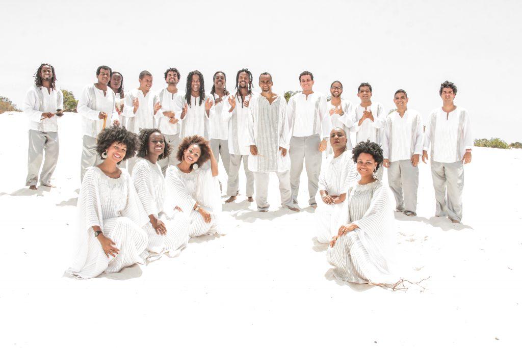 Petrobrás Música em Movimento promove apresentações da Orquestra Afrosinfônica