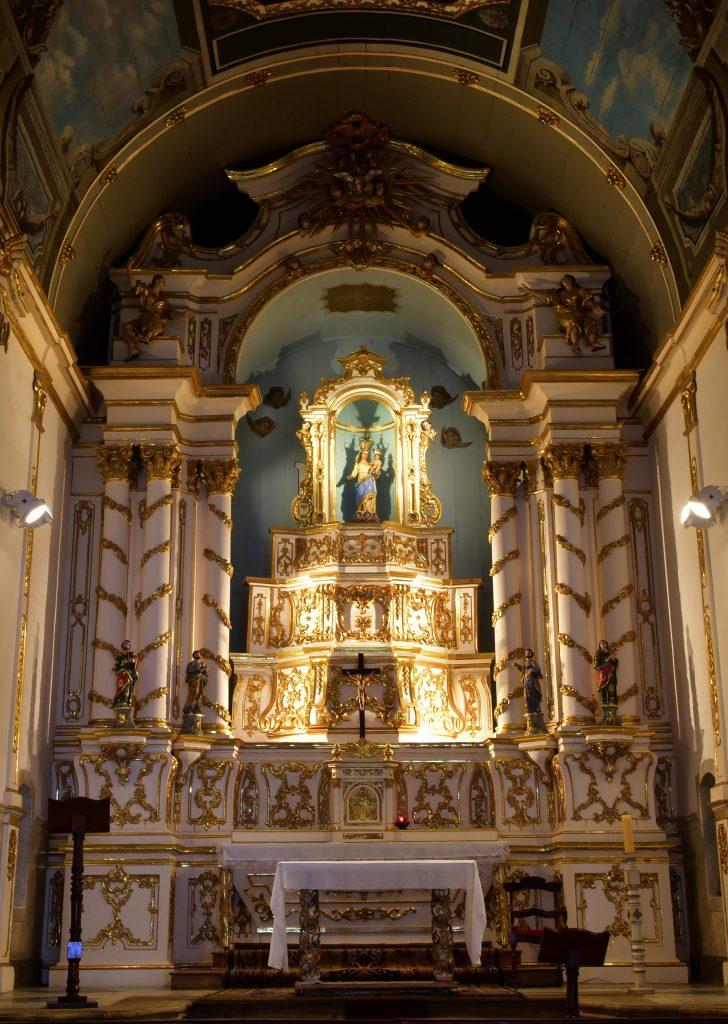 Igreja da Nossa Senhora da Graça celebra o 18 de dezembro
