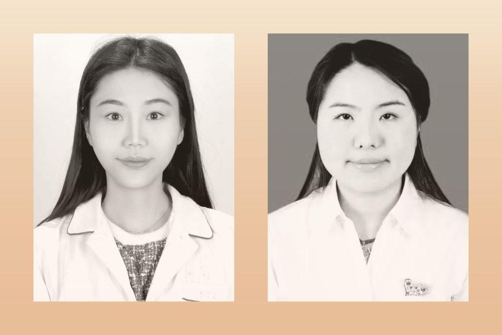 Duas chinesas jovens se contaminaram com o Coronavirus, mas uma morreu