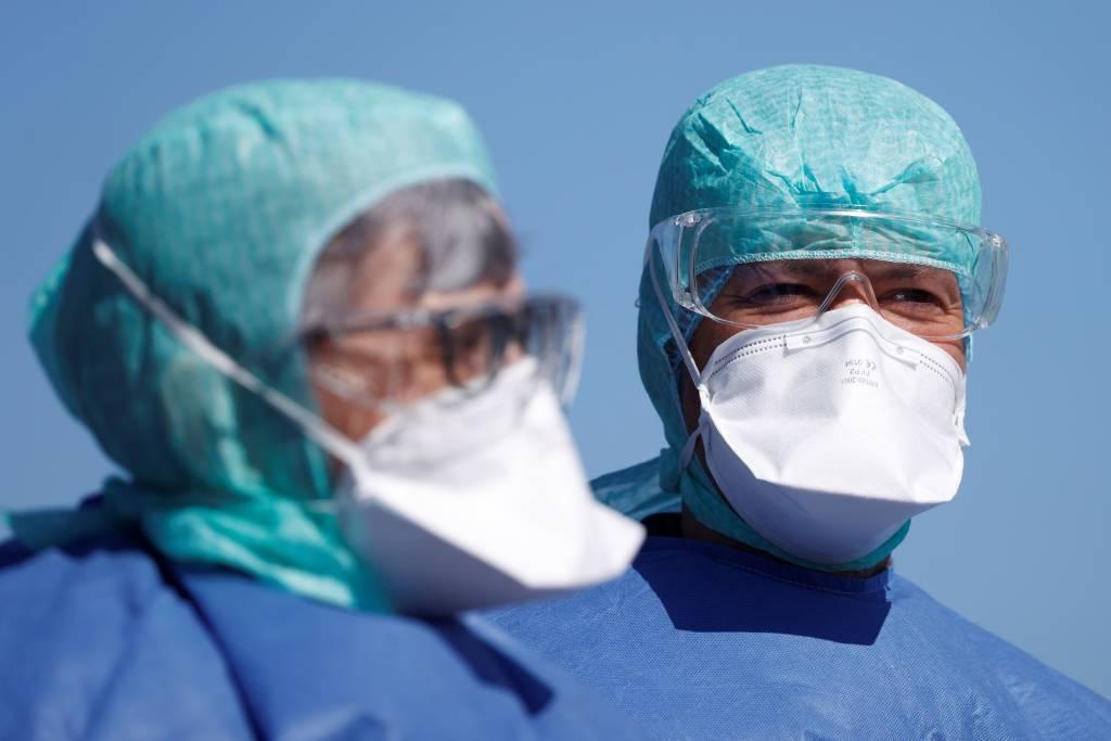 OMS divulga números do Coronavírus no mundo: 66 mil infectados e 31 mil mortos