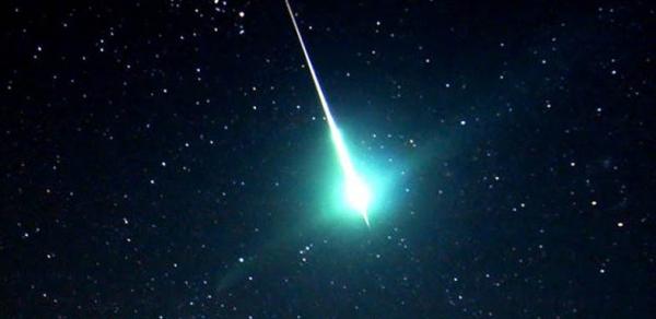 Espetáculo de meteoro no céu esta semana