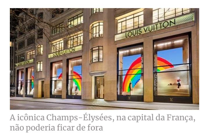 Arco Íris celebrando a alegria, acolhimento e respeito à diversidade sexual