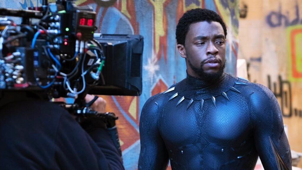 Tristeza para o cinema americano: morre, aos 43 anos, Chadwick Boseman, o pantera negra