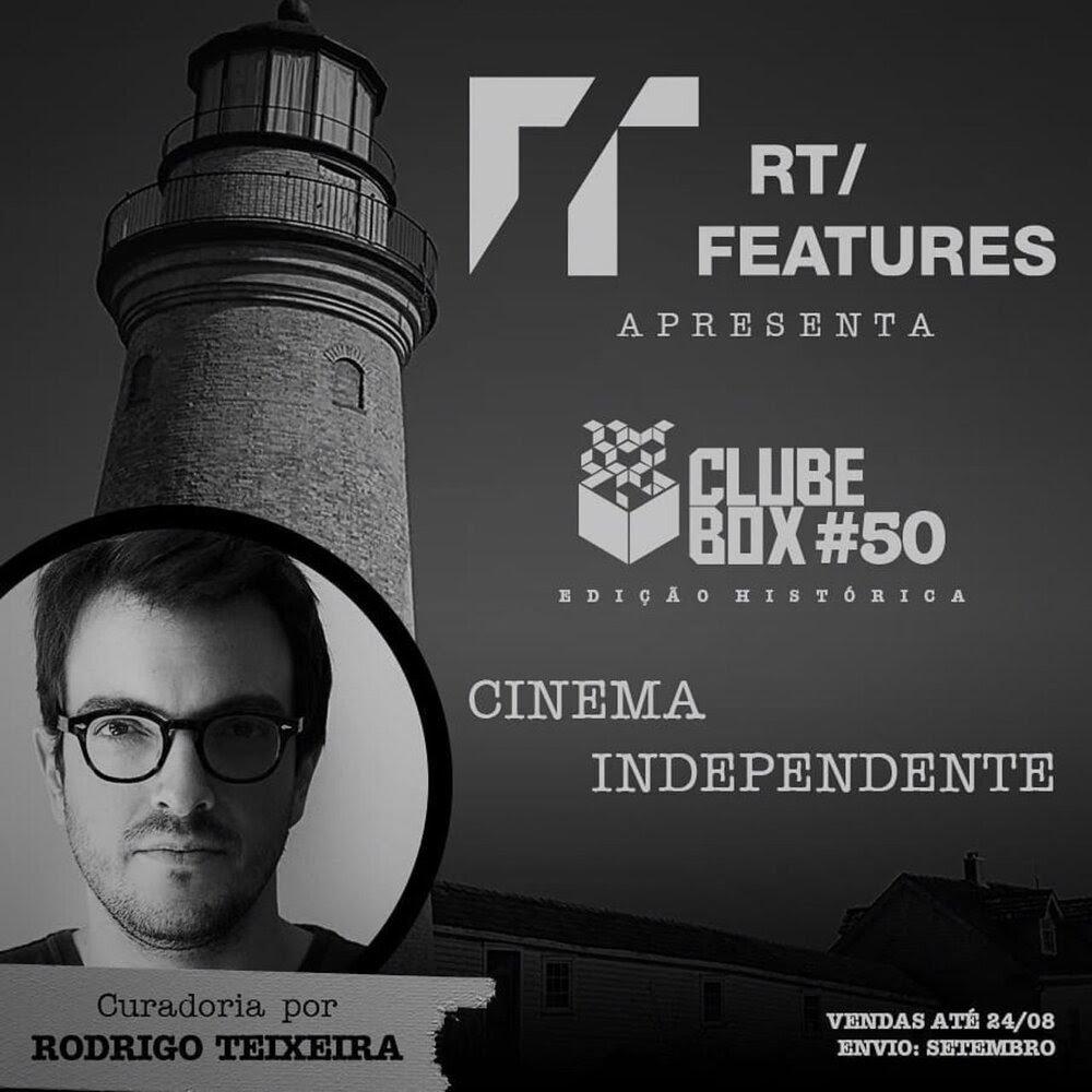Edição comemorativa número 50 no Clube Box traz filmes premiados