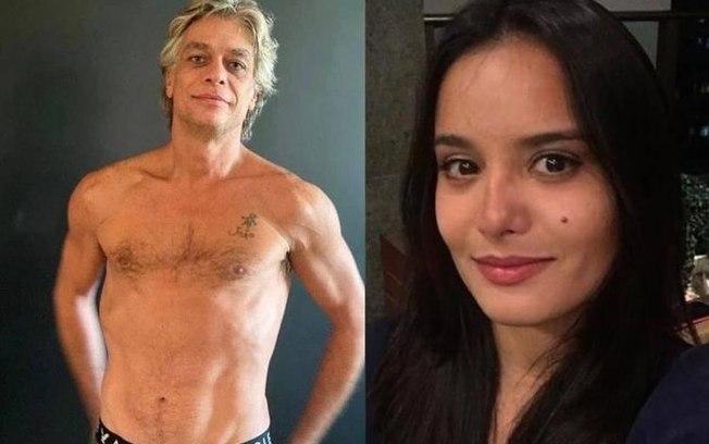 Fábio Assunção vence a dependência química e exibe corpo sarado e nova namorada