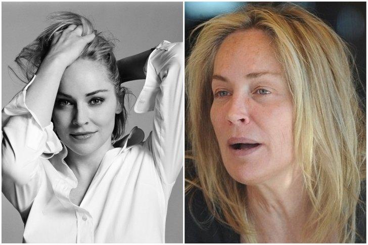 Sharon Stone, famosa por sua personagem nos filmes Instinto Selvagem I e Cassino fez previsões para sua morte