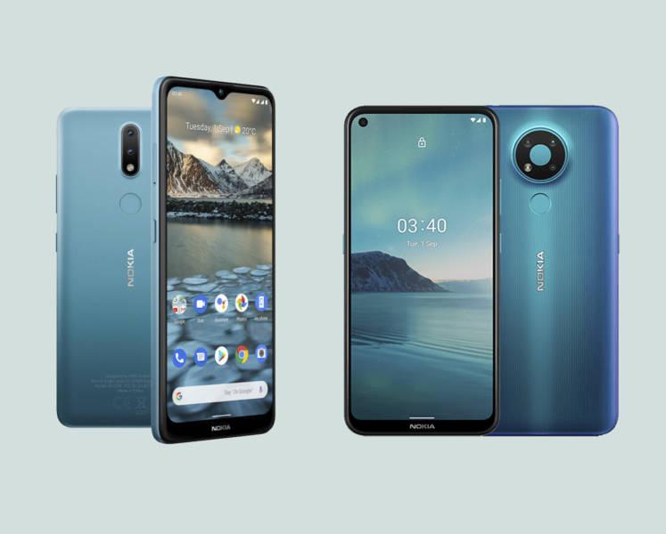 Nokia anuncia modelo 2.4 e 3.4 com preços convidativos