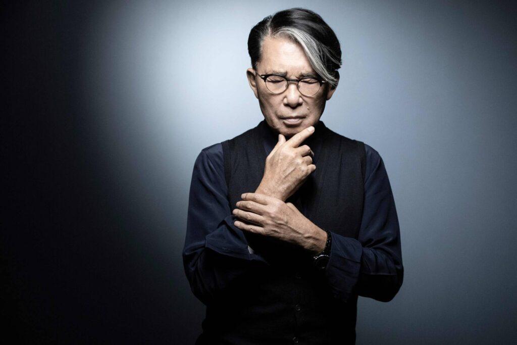 Japonês Kenzo Takada não resistiu ao Covid-19 e deixa lacuna na alta moda