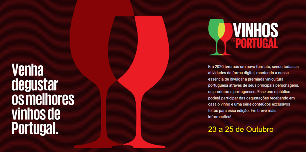 Vinhos de Portugal 2020 reúne também brasileiros que produzem vinho em Portugal