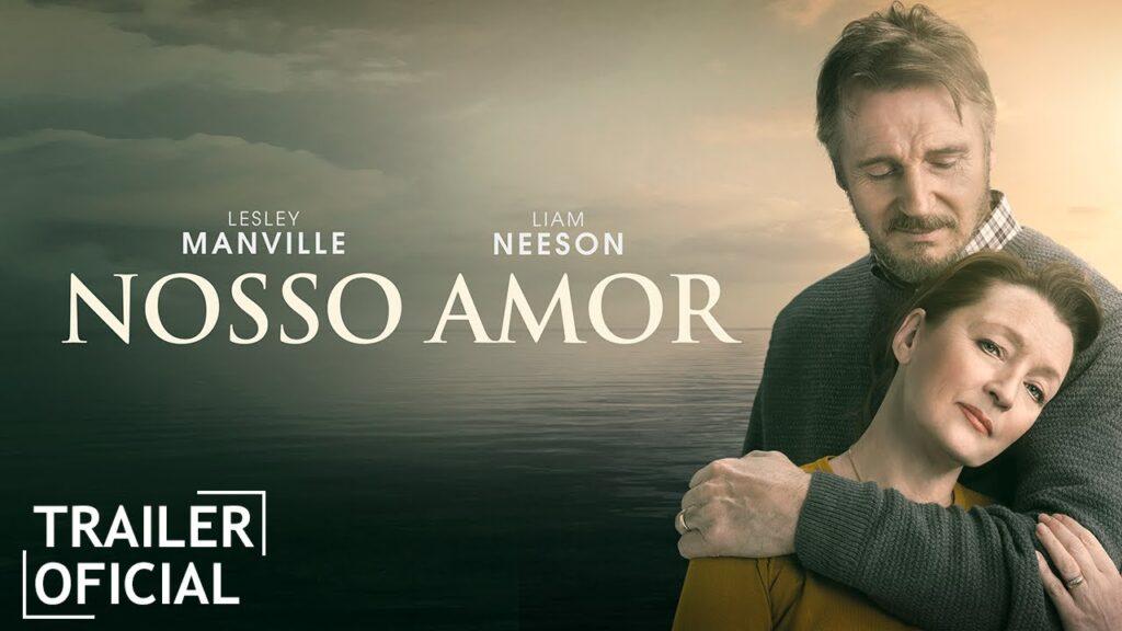 NOSSO AMOR, com Liam Neeson e Lesley Manville estreia 20 de novembro nas plataformas
