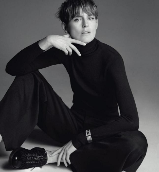Luto na moda! Morre modelo Stella Tennant
