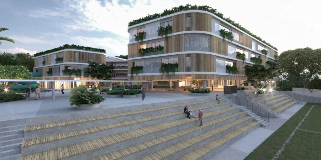 Futuro como legado: Pan American School of Bahia apresenta plano de evolução do seu campus