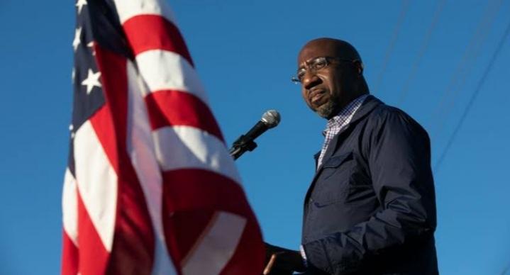 Georgia elege primeiro Senador negro