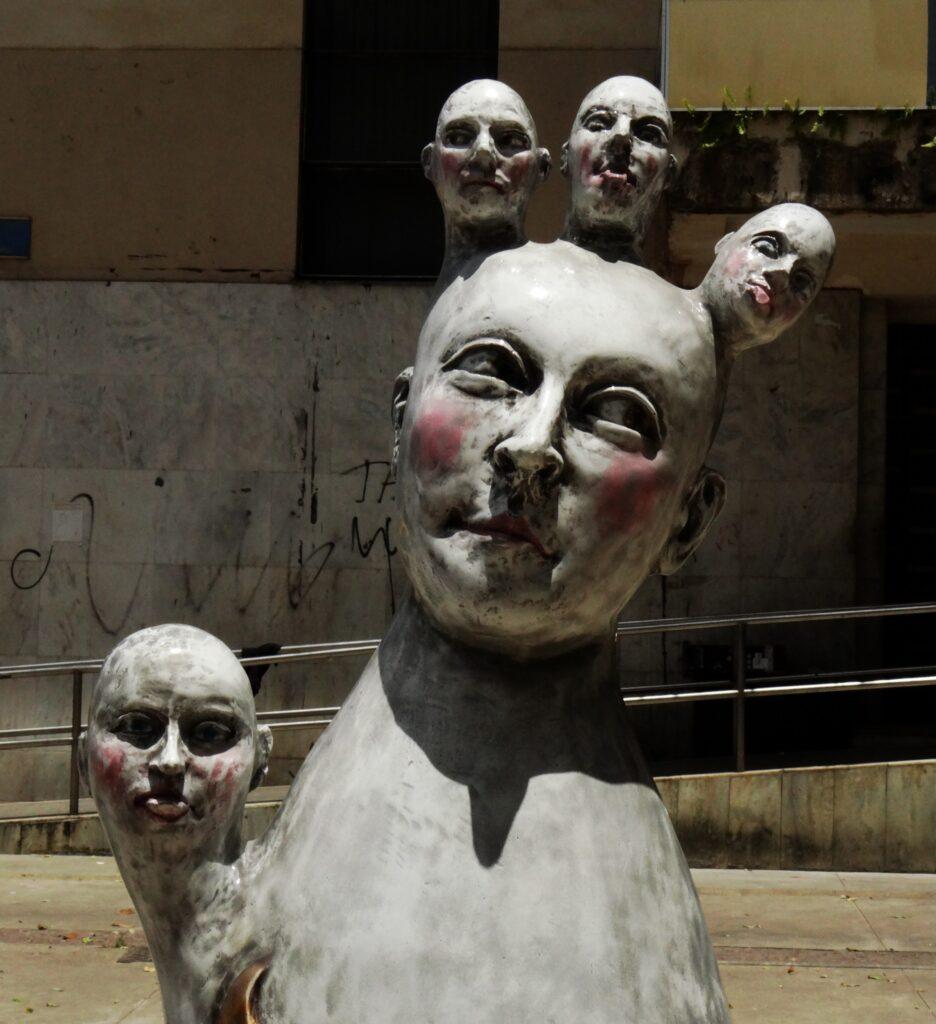 """Bairro do Comércio de Salvador recebe o """"Rua – Roteiro Urbano de Arte"""""""