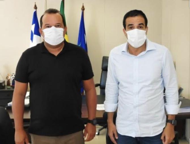 Câmara Municipal e Prefeitura de Salvador reforçam parceria em ações contra a Covid-19