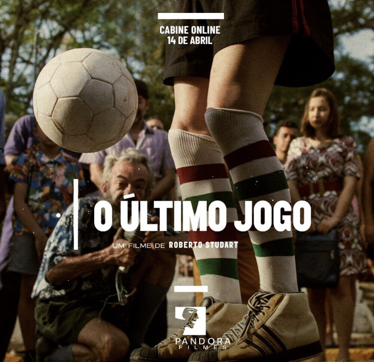 """""""O Último Jogo"""" estreia nas plataformas digitais e no Bela Vista"""