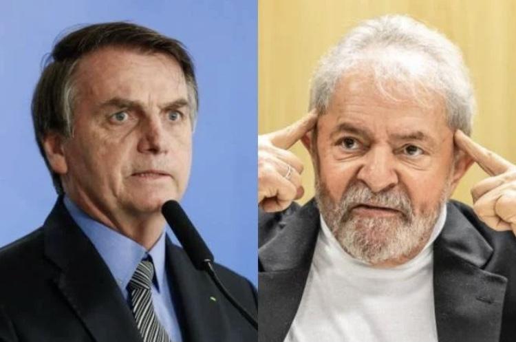 DataFolha aponta Lula liderando pesquisa eleitoral para 2022